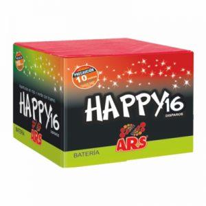 batería happy 16 disparos