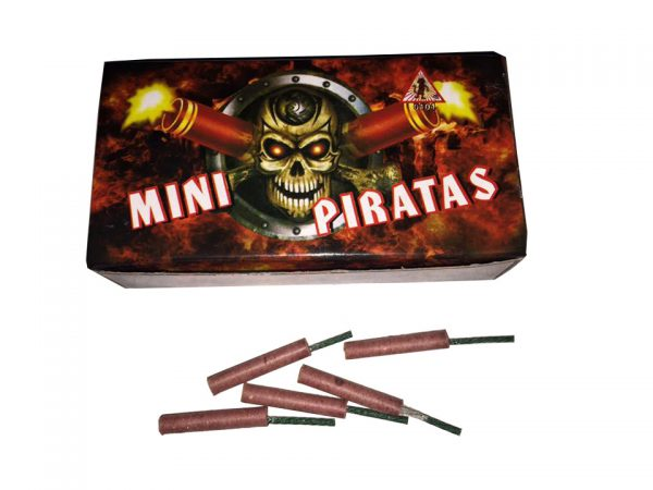 mini piratas