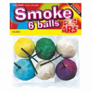bolas de humo